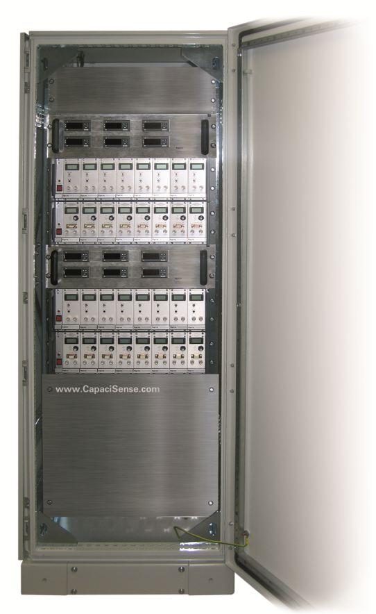 Earthquake proof electronic rack for Seismic Areas